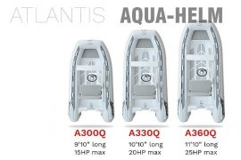 Gala Atlantis Aquahelm A330HQ